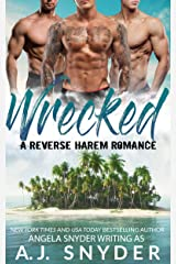 Wrecked: A Reverse Harem Romance Kindle Edition