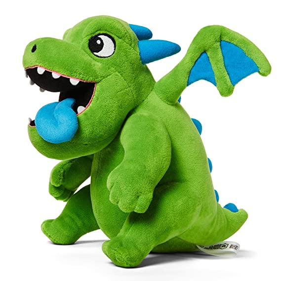Amazon.com: Supercell Clash Royale/Clash of Clans Baby Dragon Plush: Toys & Games