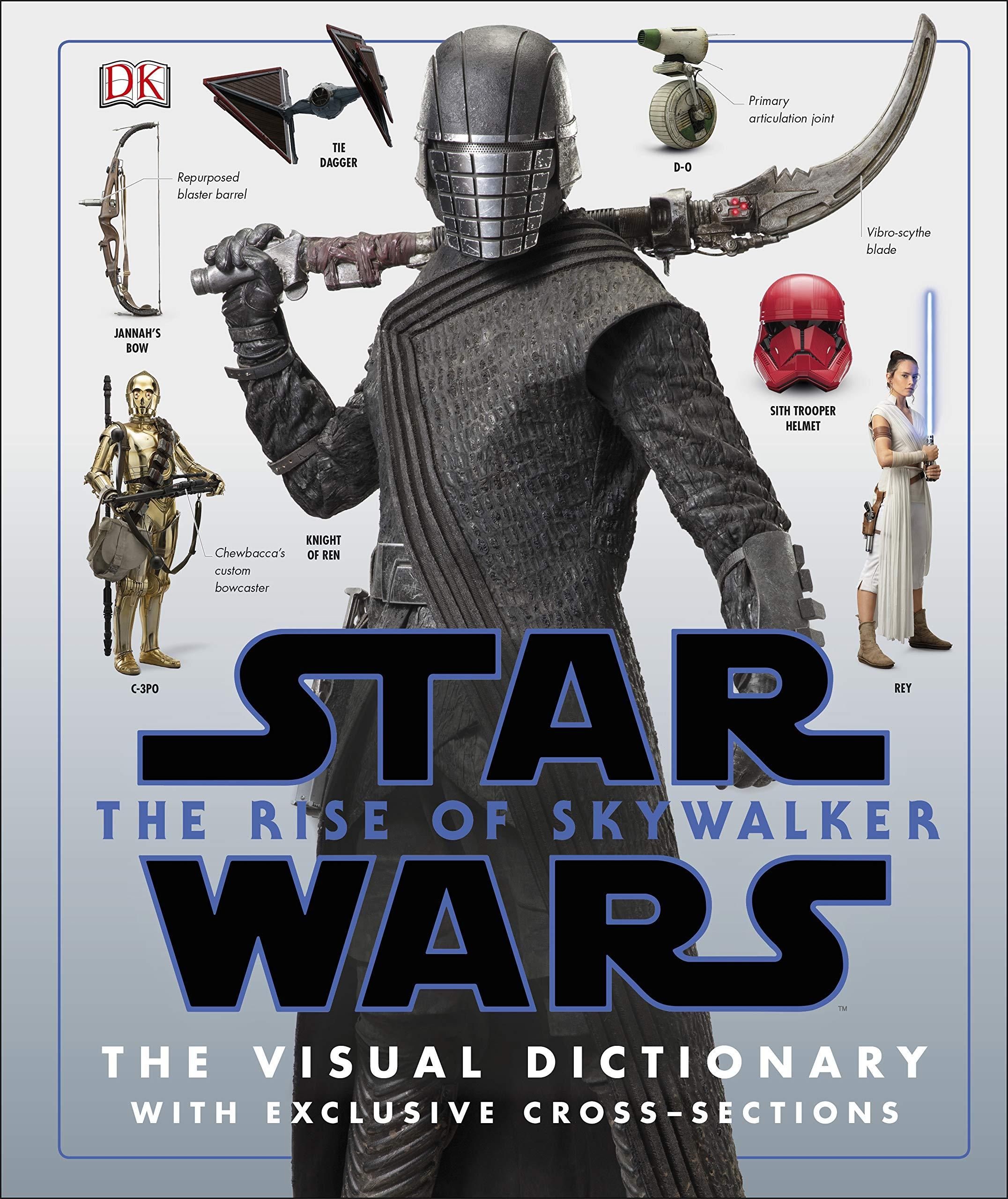 , 5 cose che sappiamo su Star Wars: L'Ascesa di Skywalker grazie al Visual Dictionary, Star Wars Addicted
