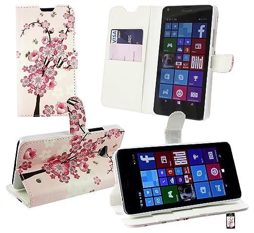68 opinioni per EMART MA307363 FLIP Lumia 640 Flowers