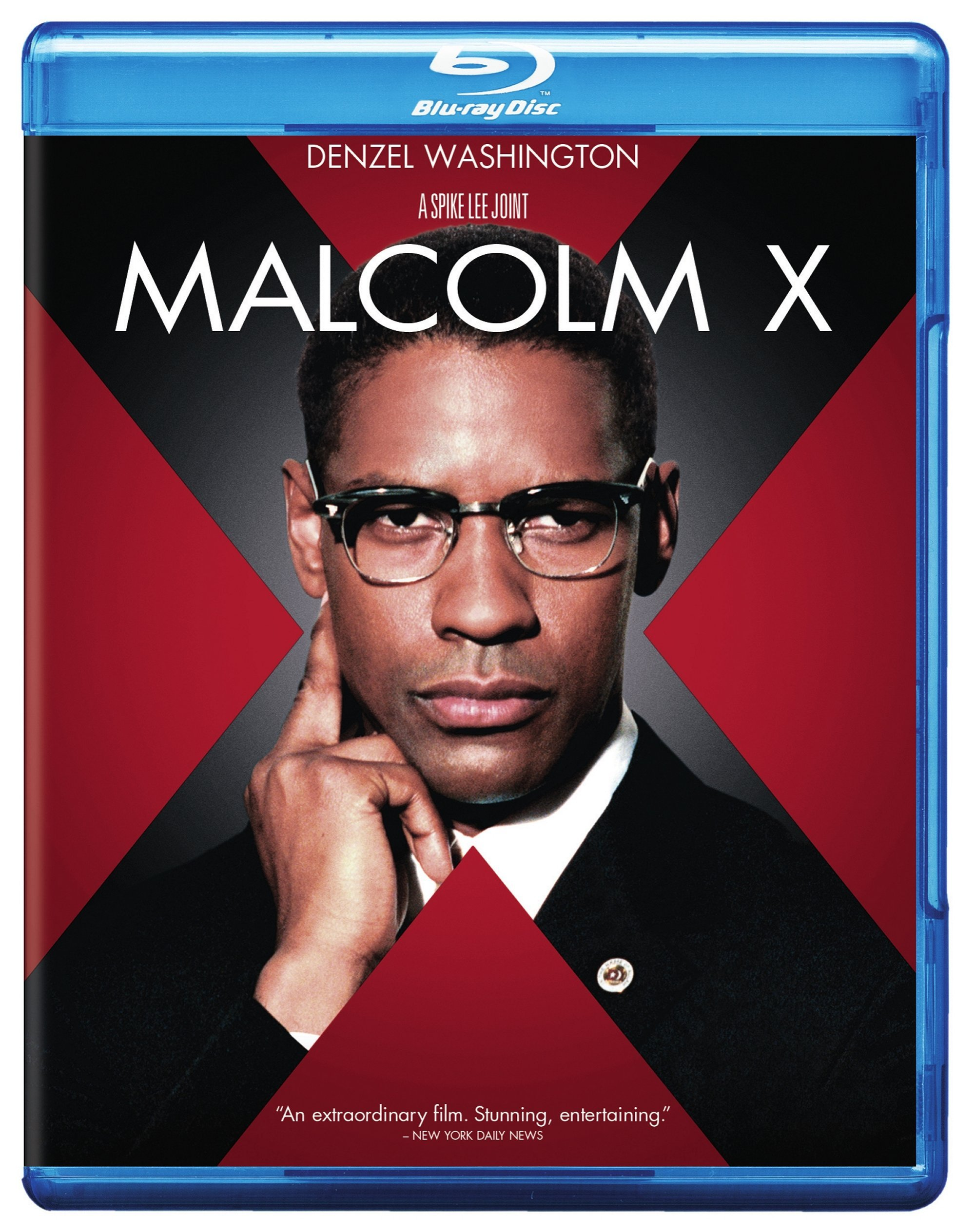 Blu-ray : Malcolm X (Eco Amaray Case)