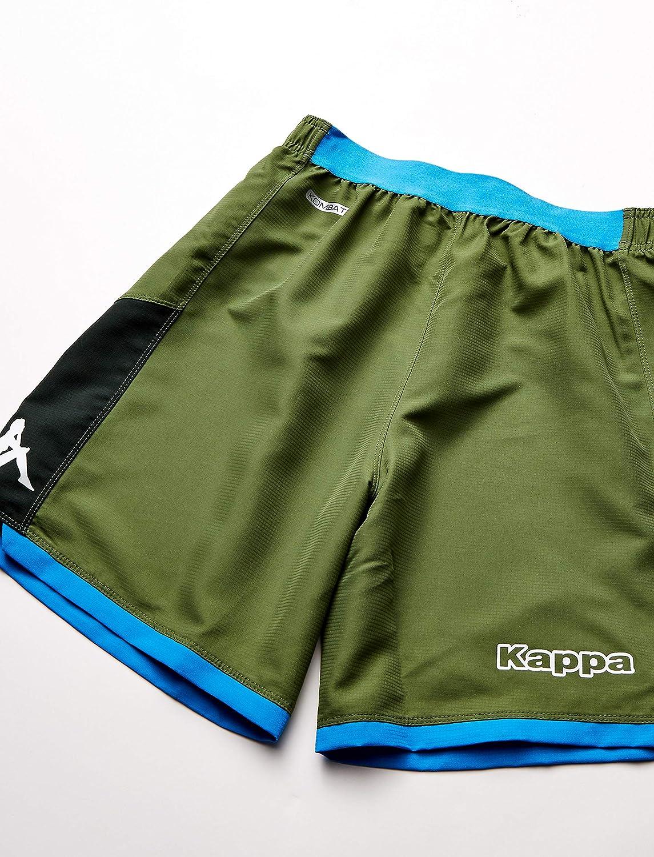 Man Short Kombat Ryder Pro Napoli SSC Away 19//20 Kappa