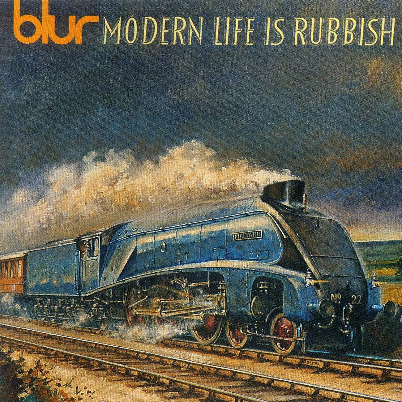 Modern Life Is Rubbish by VINYL