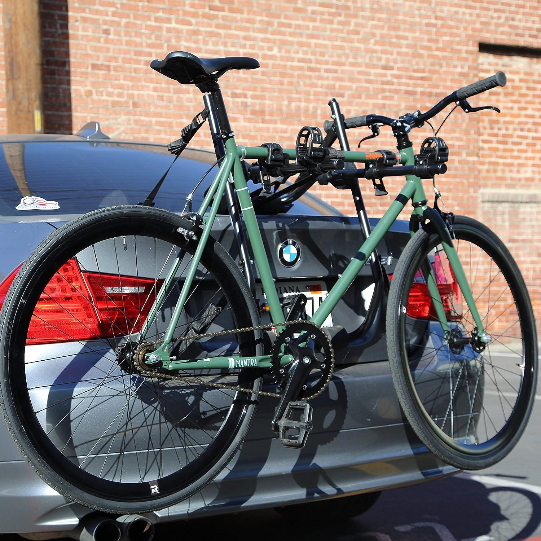 Retrospec Critical Cycles Maddox Trunk Mount Bike Rack; 3 Bike