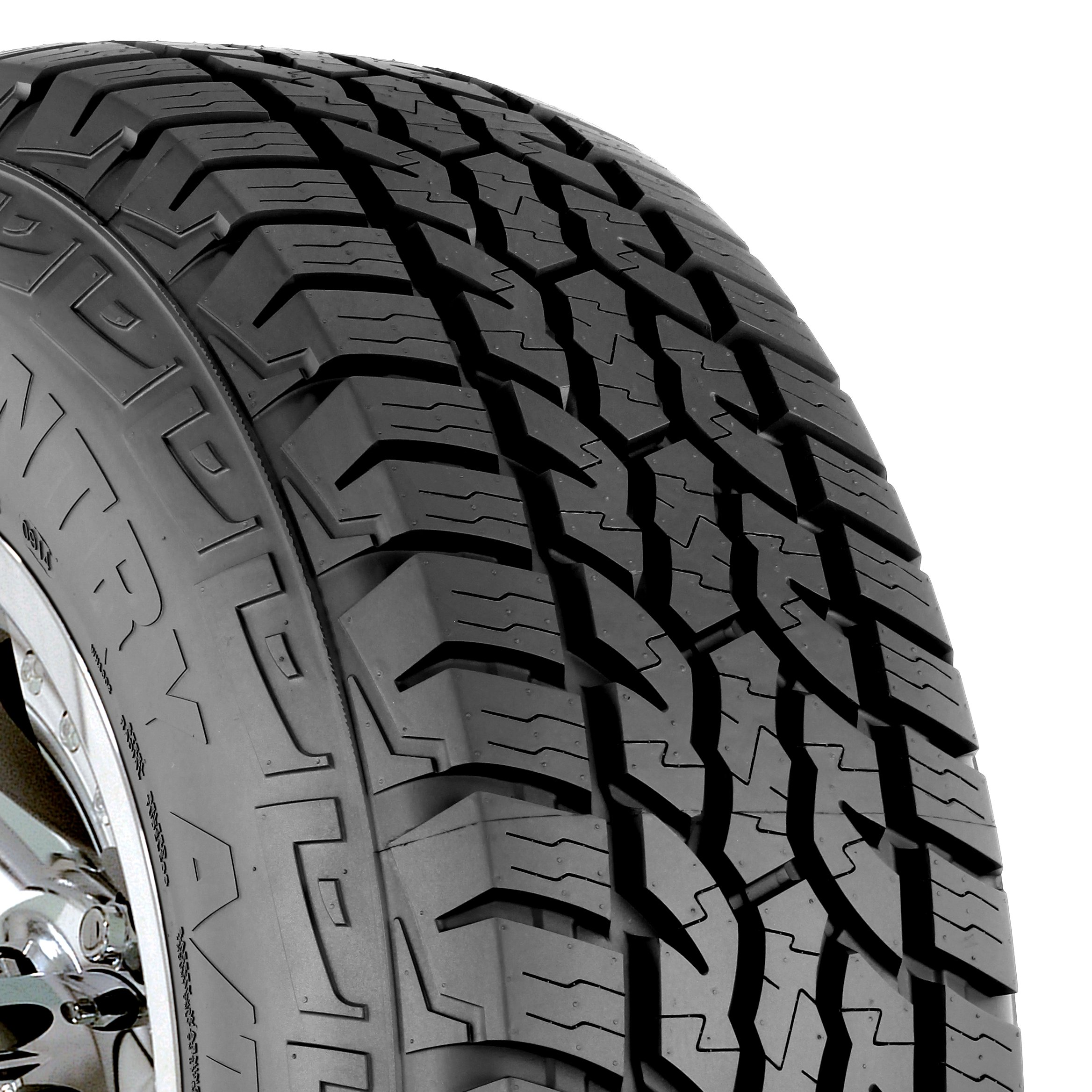 IRONMAN All Country All-Terrain Radial Tire - 265/70-16 112T