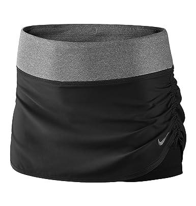 Nike Rival Skirt Falda, Mujer, Negro Black, XL: Amazon.es ...
