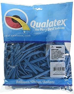 Qualatex 260 Pearl White Tying Balloons 10ct