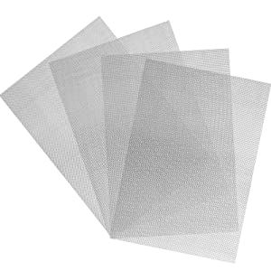 4PACK Wire Mesh Screen, 11.8