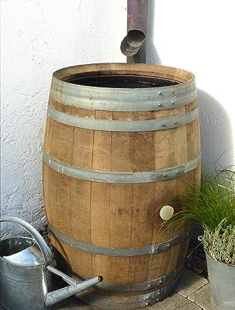 Gut gemocht Temesso Regentonne, Holzfass, Weinfass, Regenfass, Barrique, Holz EK14