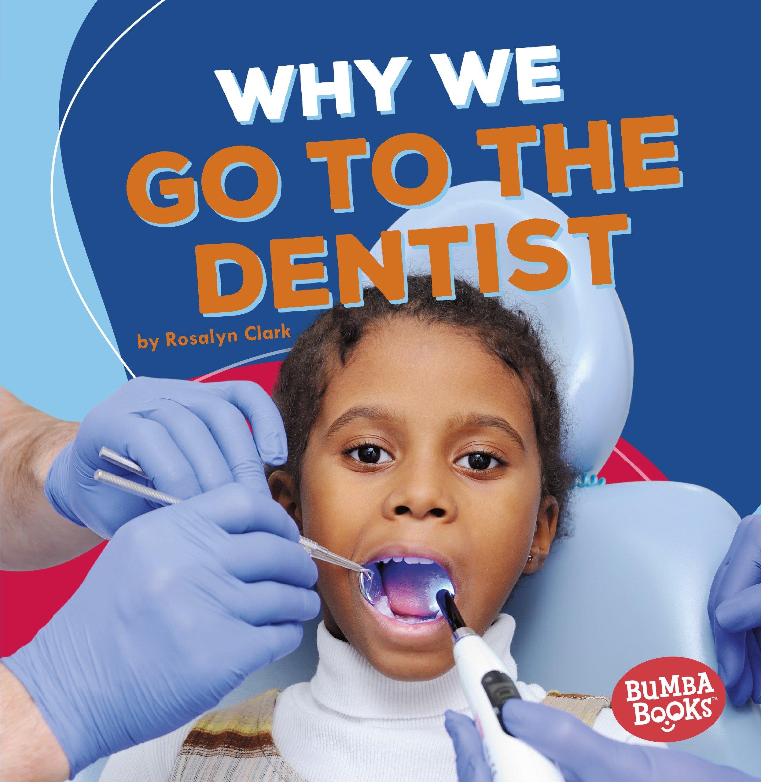 Why We Go to the Dentist (Bumba Books: Health Matters) pdf epub