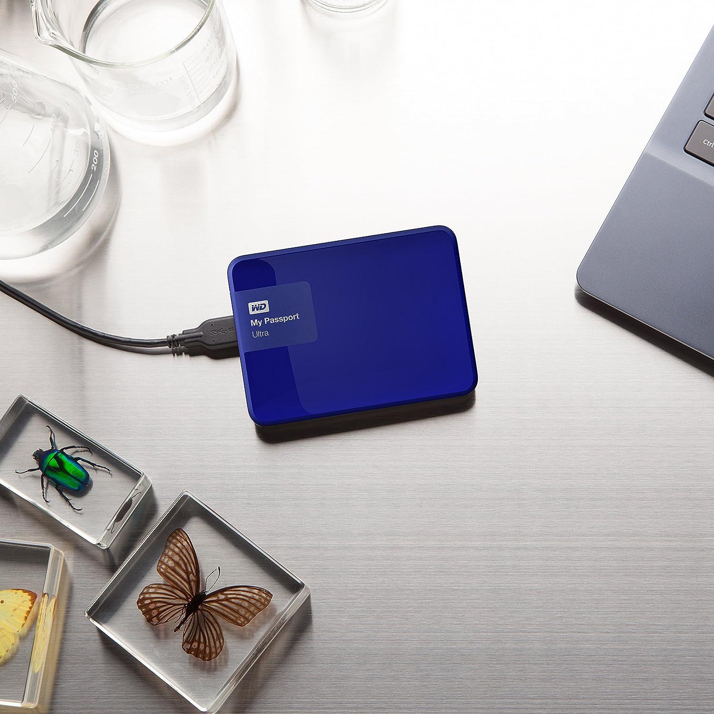 Western Digital 1tb My Passport Ultra Usb 30 Secure Harddisk Eksternal Wd Elements 2tb Portable External Hard Drive Blue Wdbgpu0010bbl Nesn Old Model Computers