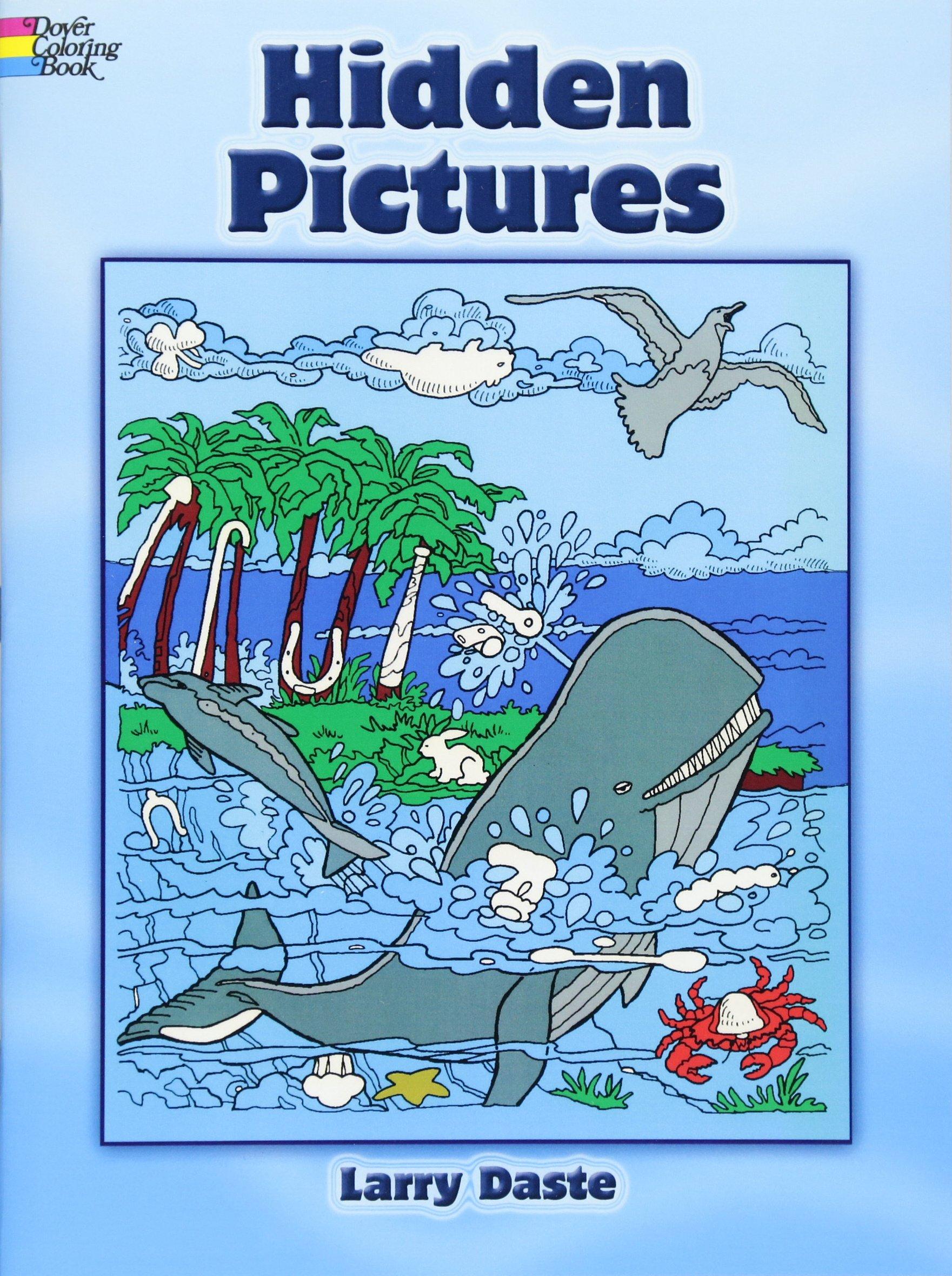 Hidden Pictures (Dover Children's Activity Books) ebook