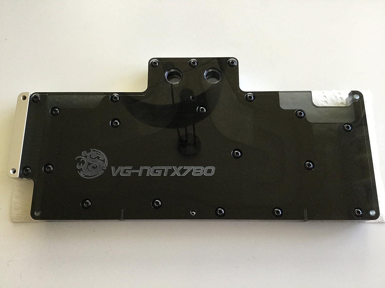 Bitspower VG-NGTX780 ICE Black Acrylic Top (GTX 780 Water Cooling Block)