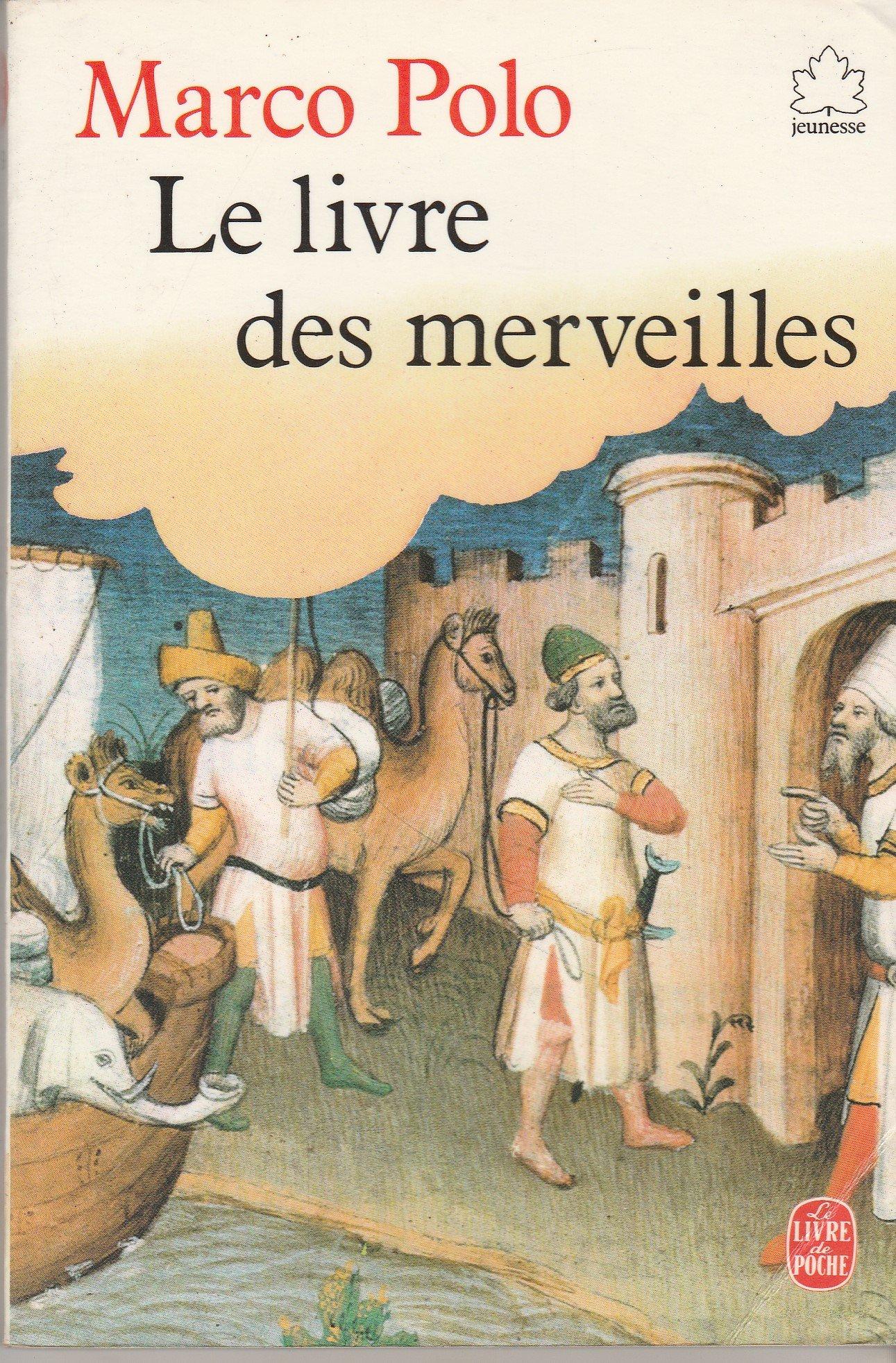 Amazon.fr - Le livre des merveilles - Polo,