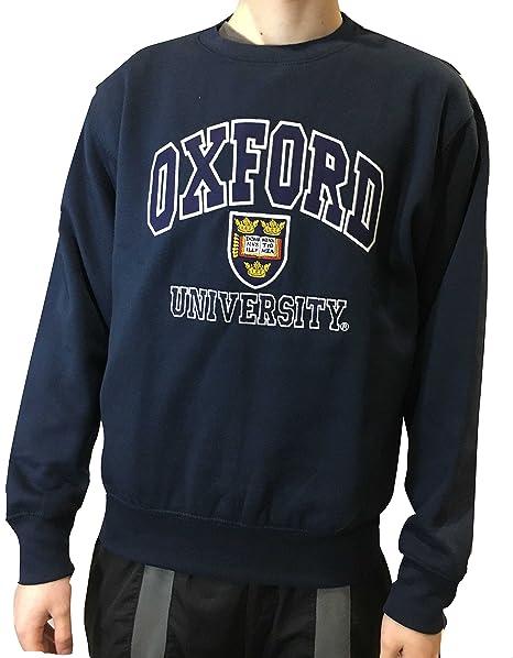 Sudadera Oficial de la Universidad de Oxford - Ropa Oficial de la Famosa Universidad de Oxford: Amazon.es: Ropa y accesorios