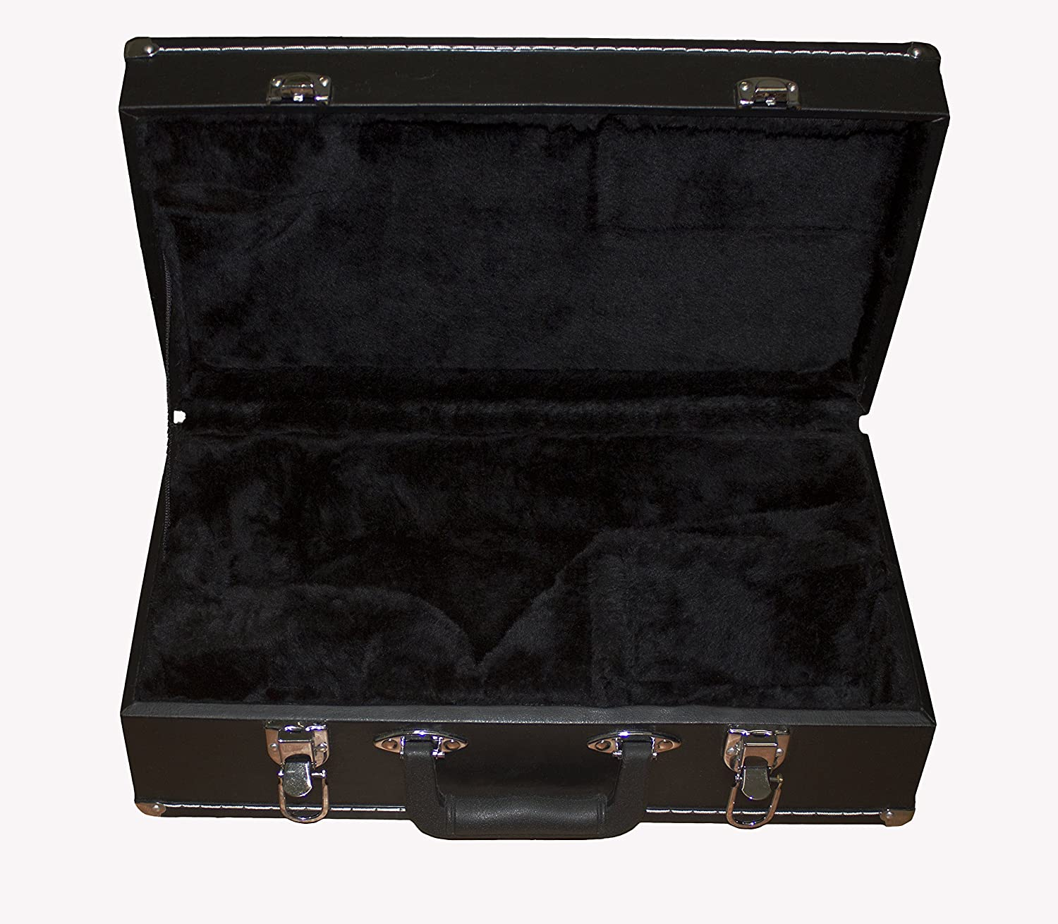 Soprano Saxophone(Curved Body) Wood Case(#SS200)