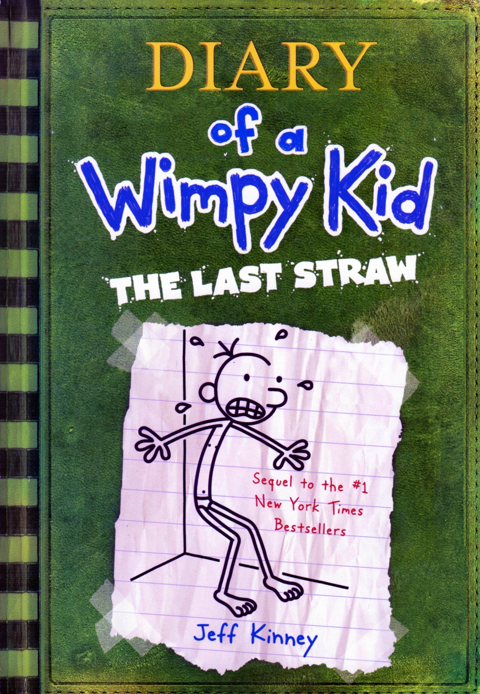 Diary Wimpy Kid Last Straw