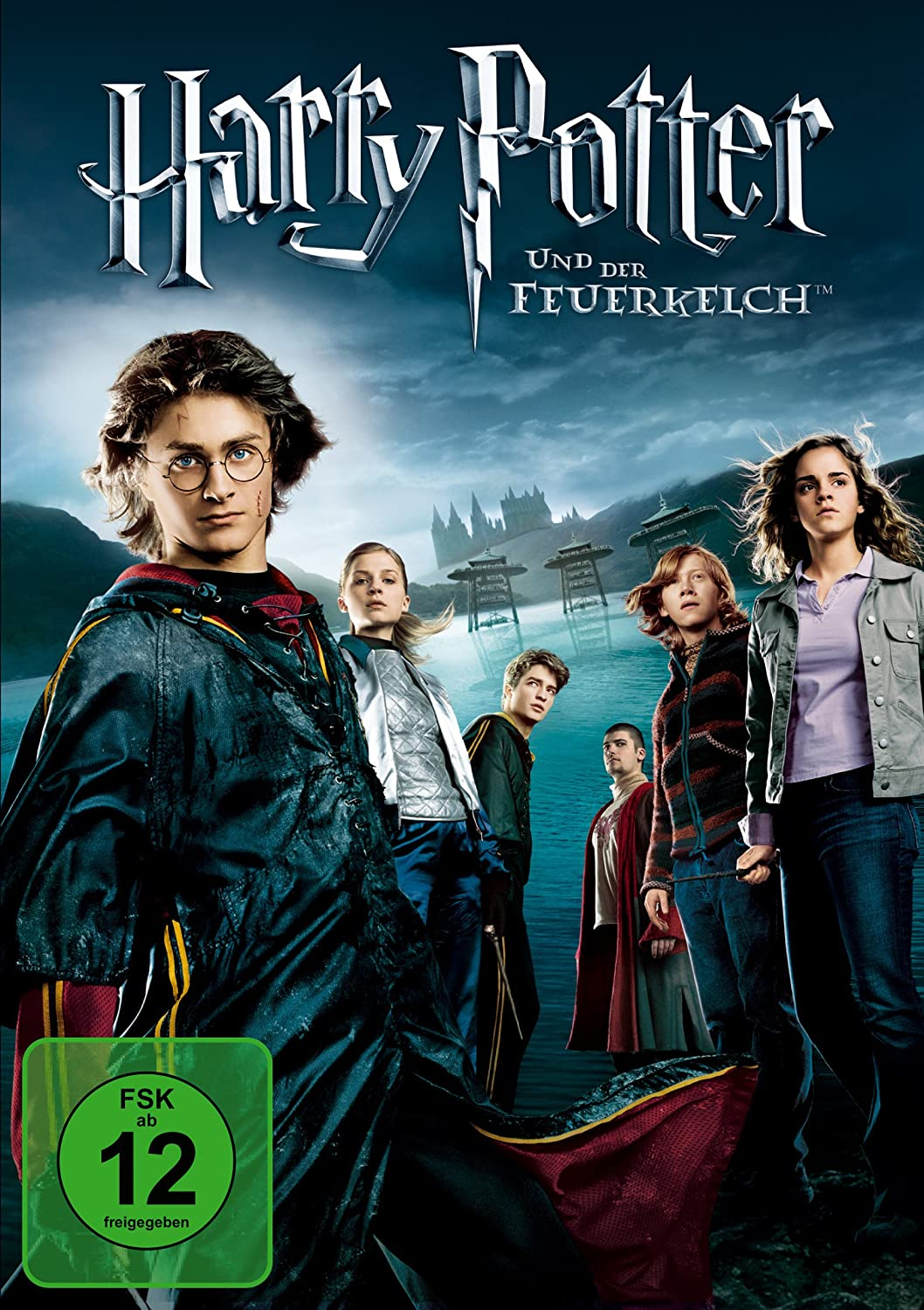 Amazon Com Harry Potter And The Goblet Of Fire Import Anglais Movies Tv