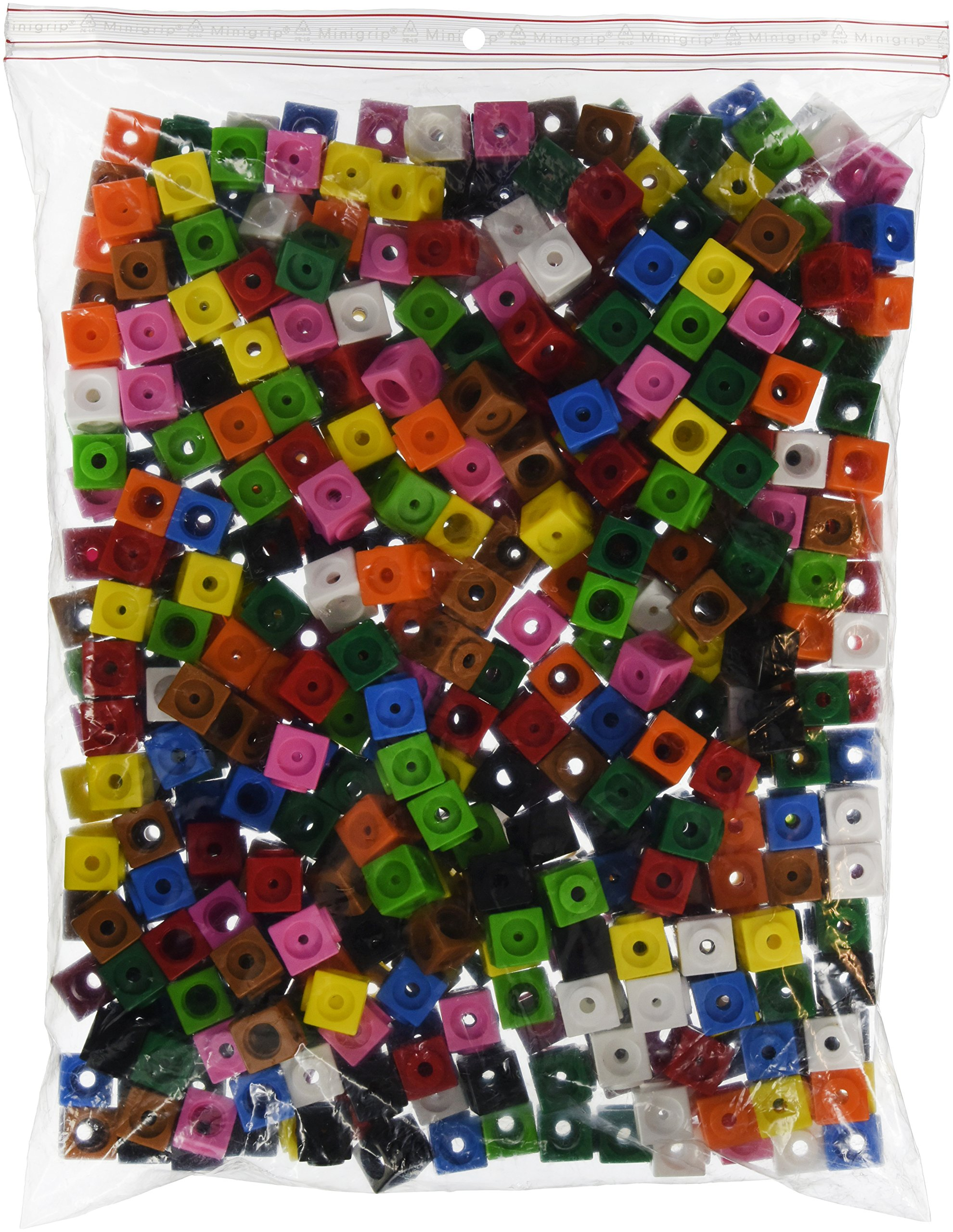 Dick System 200100500Jigsaw Puzzle Edge Length 2cm, 10Assorted
