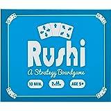 Nexci Rushi Strategy Tile Game: 2 Player Board Game