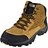 Woodland Men's Leather Combat Boots - 10