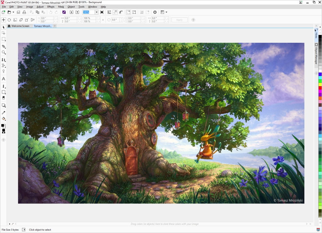 corel draw x8 free
