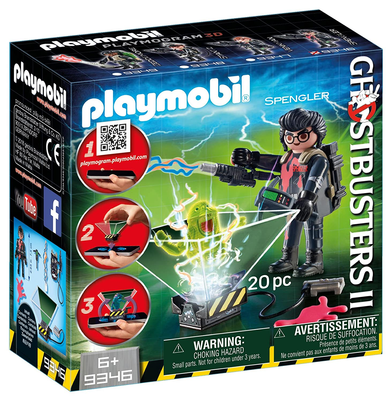 Playmobil Ghostbuster Egon Spe...