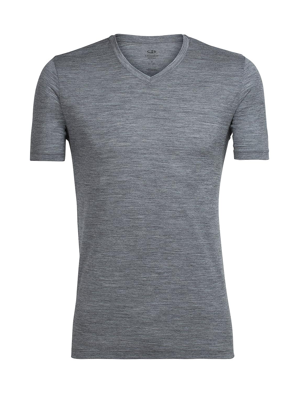 Icebreaker Herren Tech Lite Ss V T-Shirt