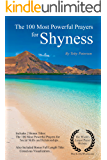 Shyness Prayers   The 100 Most Powerful Prayers for Curing Shyness
