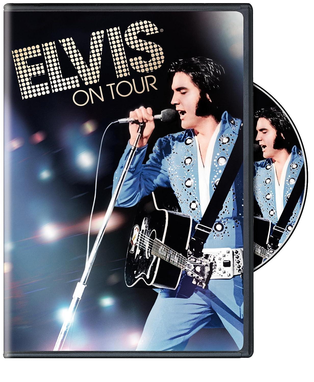 Elvis on Tour Elvis Presley James Burton Joe Esposito Pierre Adidge