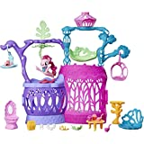 My Little Pony - The Movie Seashell Lagoon Playset inc Seapony, Fish & 14 Acc - Kids Toys - Ages 3+
