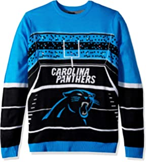 f178cc909db Amazon.com   FOCO NFL Unisex One Too Many Light Up Sweater   Sports ...