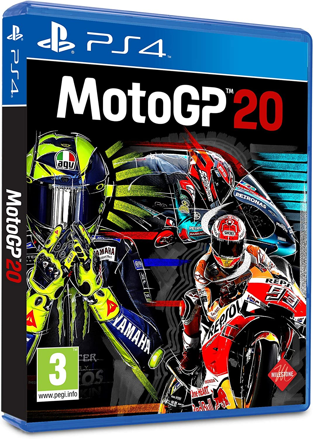 MotoGP 20 - Esclusiva Amazon.It (con DLC VIP Multiplier Pack ...