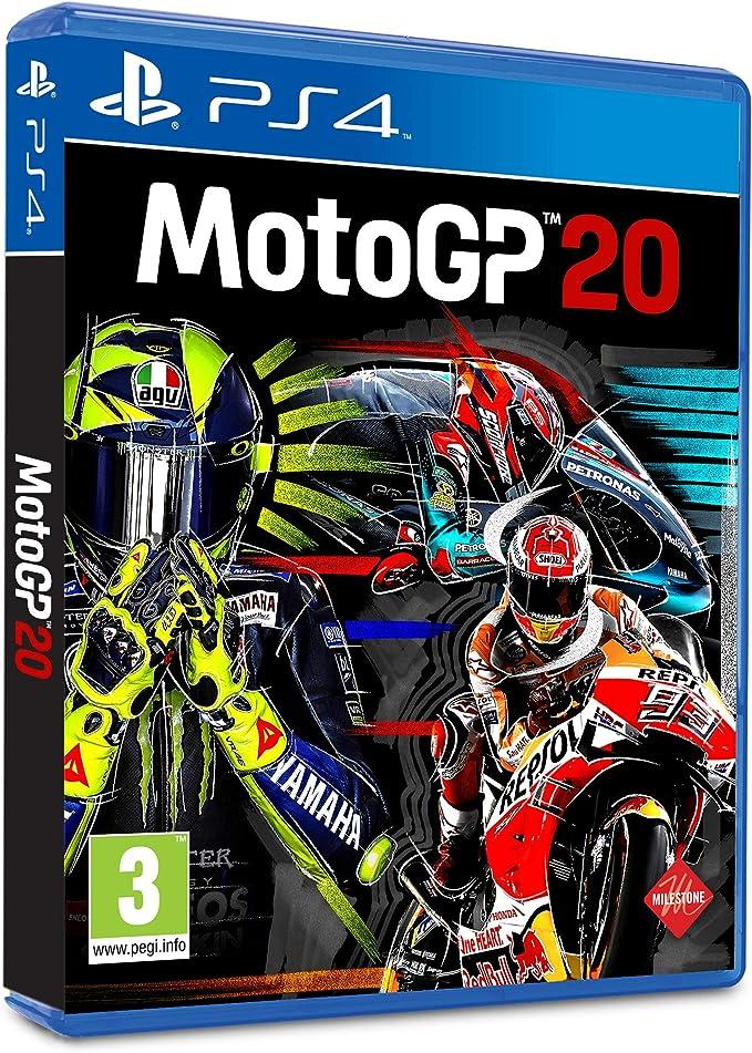 MotoGP20 - VIP Edition: Amazon.es: Videojuegos