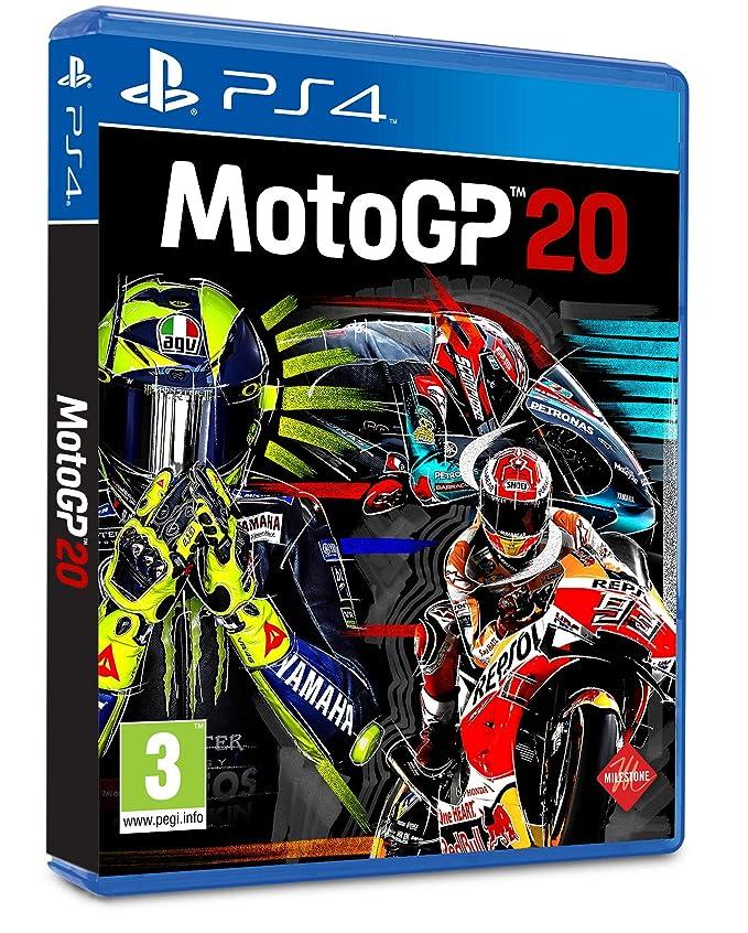 MotoGP 20 - Esclusiva Amazon.It (con DLC VIP Multiplier Pack) - Other - PlayStation 4 [Importación italiana]