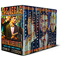 Las Vegas Paranormal Police Department: Ian Dex Unleashed Box Set: Hilarious Urban Fantasy Thrillers