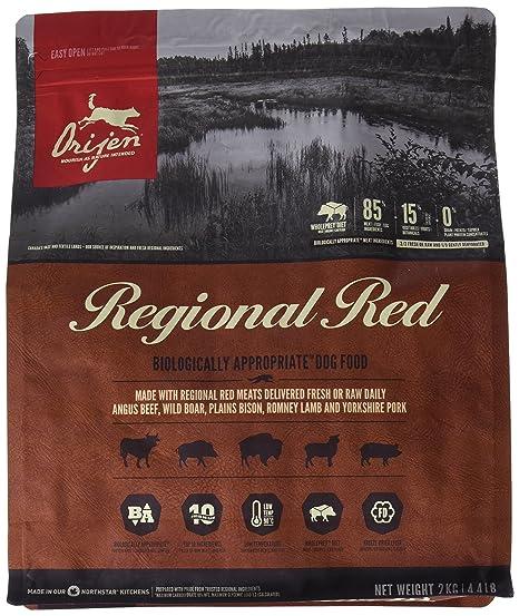 Orijen Regional Red Comida Para Perros, 2000 gr