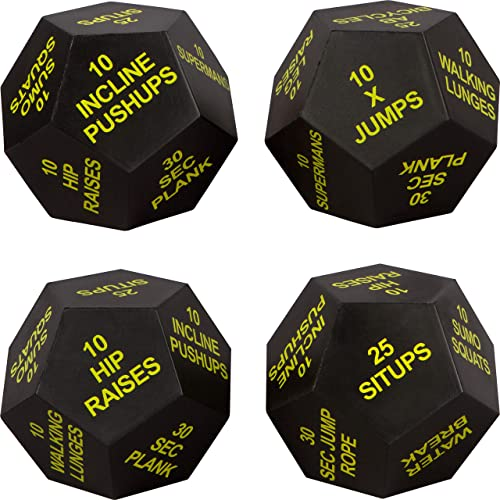 Exercise Dice Exercise Ball