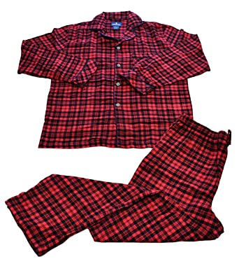 71560c3722 Stafford - Flannel Pajama Set - 2 Piece at Amazon Men s Clothing store