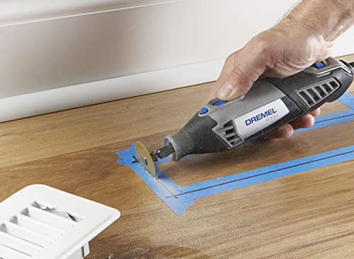 Rotary Tool Uses - Cut Laminate For Flooring