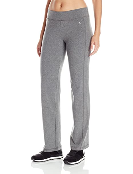 6bf4456ba4058d Danskin Women's Sleek Fit Yoga Pant: Amazon.ca: Clothing & Accessories