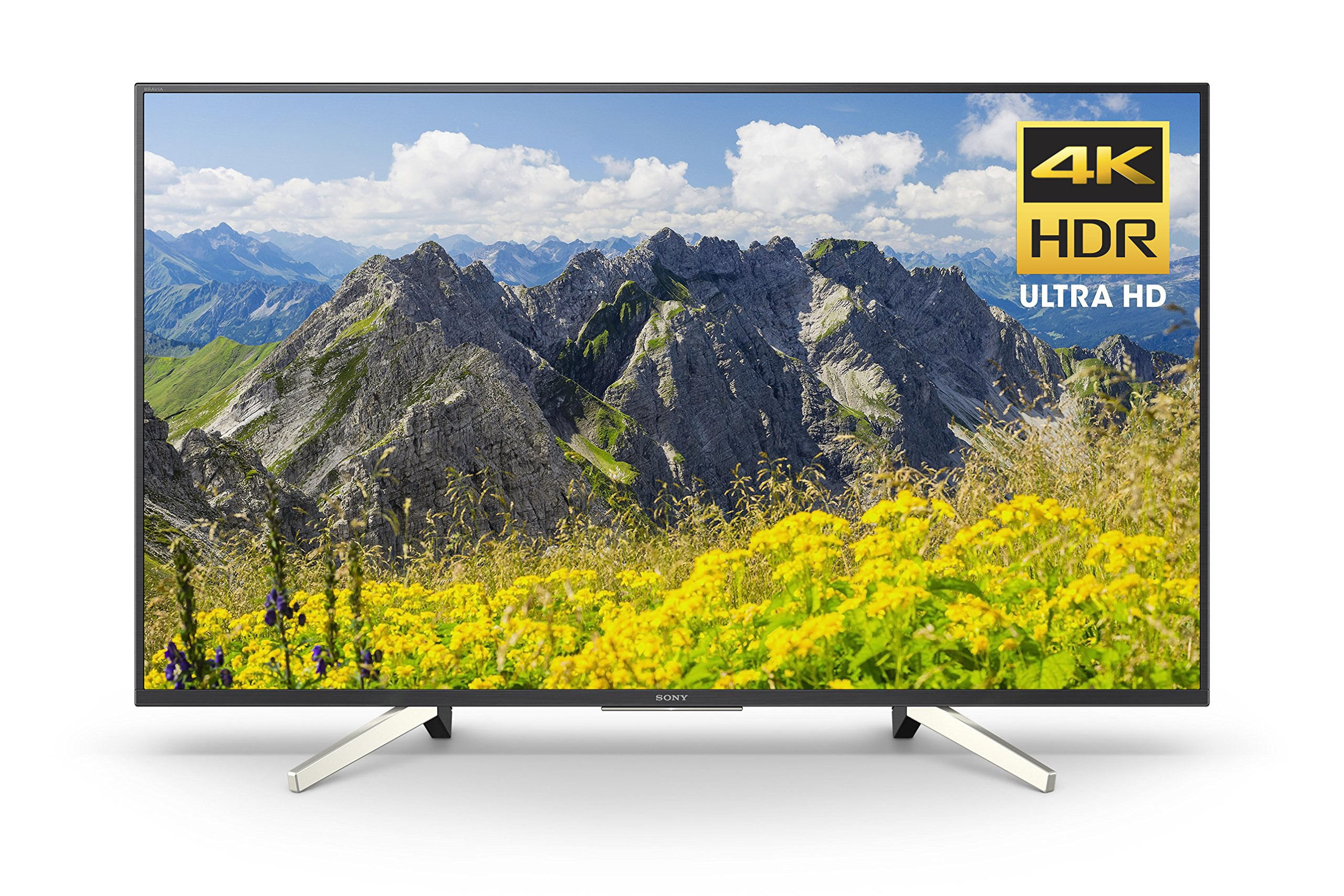 Sony KD49X750F 49-Inch 4K Ultra HD Smart LED TV