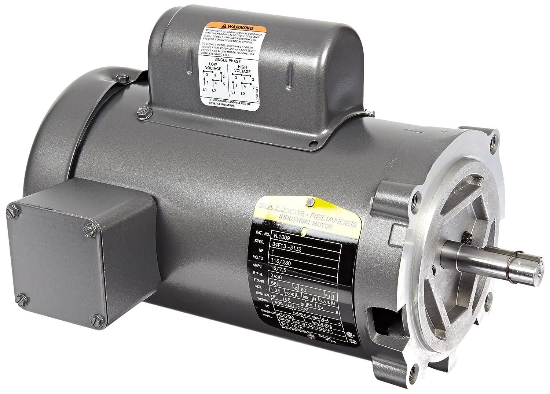 Single Phase Reversing Motor Starter Baldor Vl1309