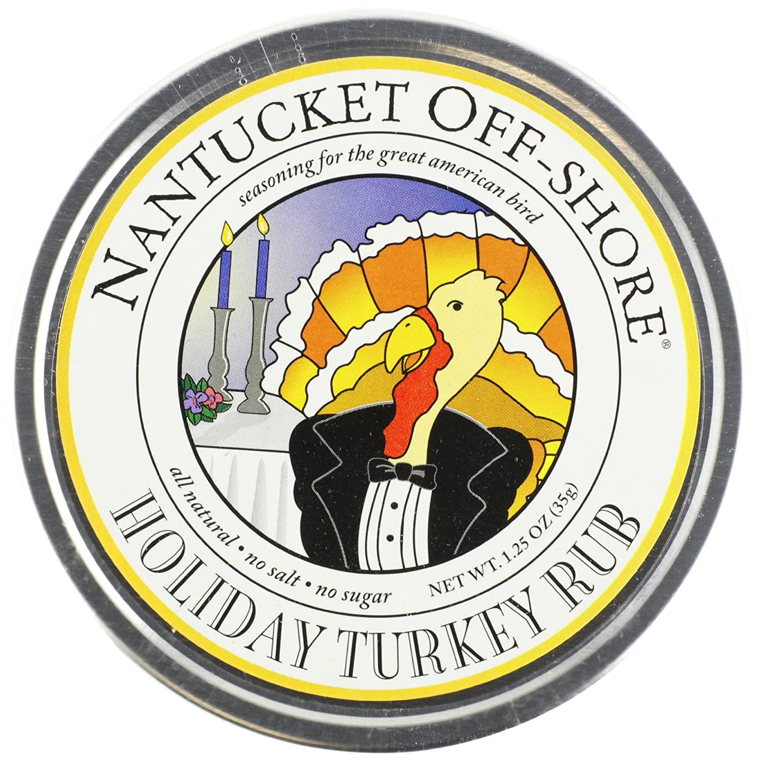 The New Fuss About Nantucket Off Shore Holiday Turkey Rub