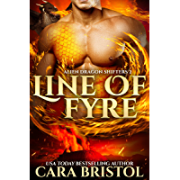 Line of Fyre (Alien Dragon Shifters Book 2) (English Edition)