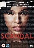 Scandal - Season 1 [Reino Unido] [DVD]