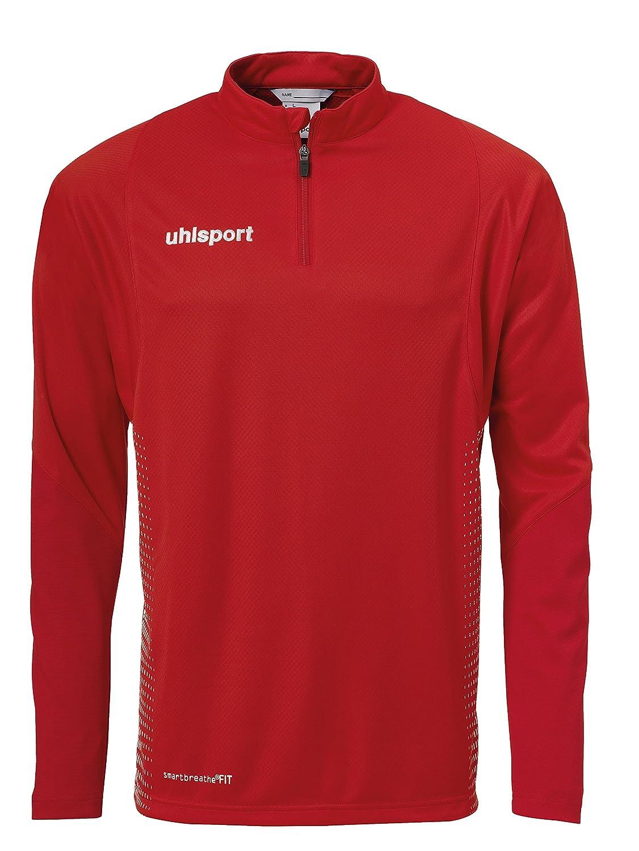 Uhlsport Score 1 4 Zip Top Herren Sweatshirt