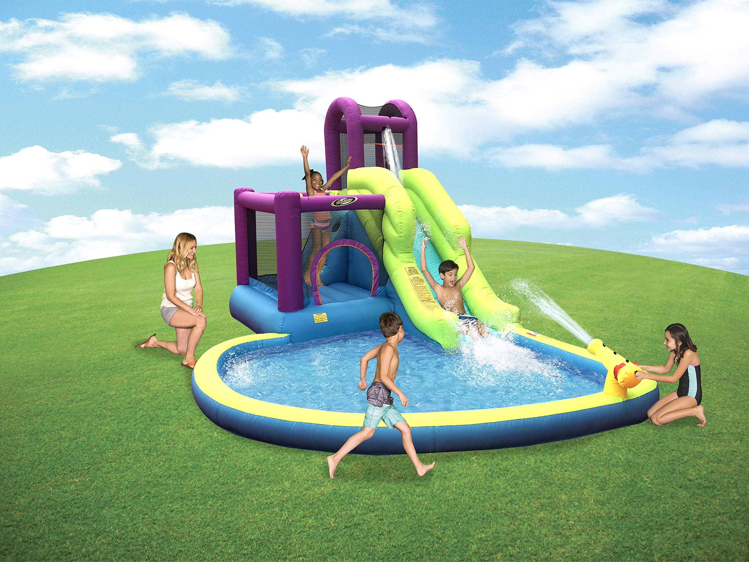 MAGIC UNION Jump N Slide Waterpark