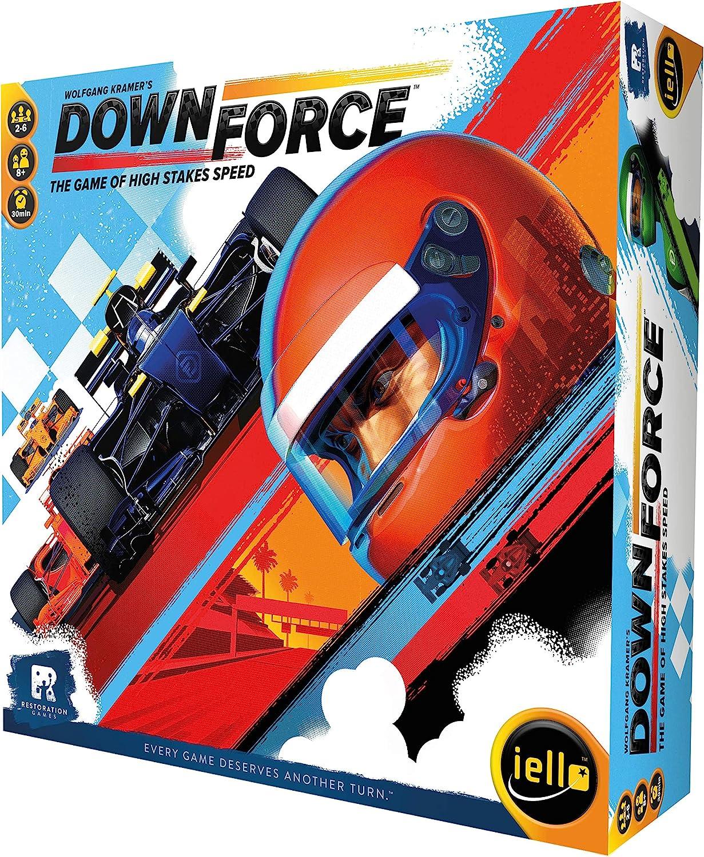 Juego de Mesa Iello Downforce: Amazon.es: Juguetes y juegos