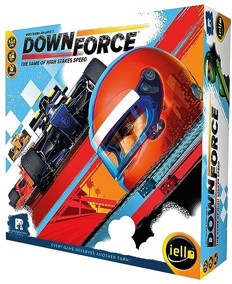 Amazon com: Iello Downforce Board Game: Toys & Games